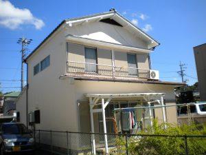 名古屋市 外壁塗装 M様邸