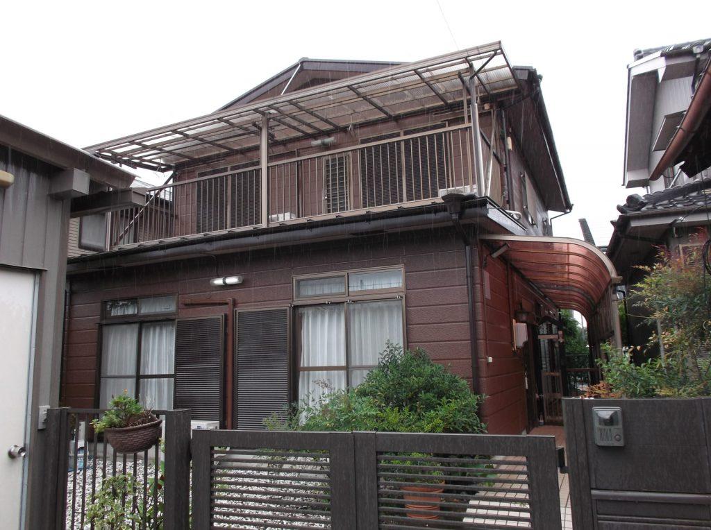 春日井市 外壁塗装 Y様邸施工前