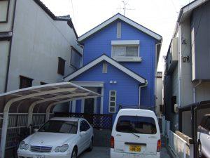 名古屋市 屋根・外壁塗装 N様邸