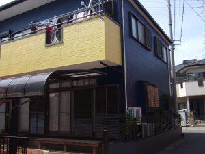 津島市 外壁塗装 S様邸