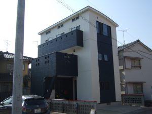 名古屋市守山区 屋根・外壁塗装 M様邸