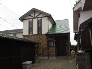 愛西市 屋根・外壁塗装 H様邸