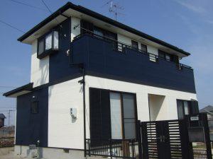 愛西市 屋根・外壁塗装 K様邸