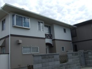 津島市 屋根・外壁塗装 Y様邸