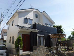 蟹江町 屋根・外壁塗装 Y様邸