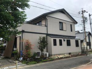 蟹江町 屋根・外壁塗装 N様邸