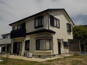名古屋市北区 屋根外壁塗装 F様邸