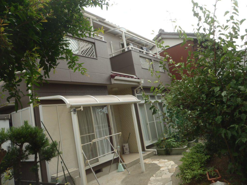 稲沢市 外壁塗装 N様邸施工前