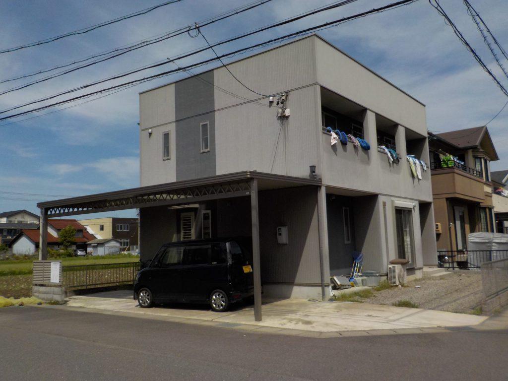 岐阜市 屋根・外壁塗装 Ⅿ様邸施工前