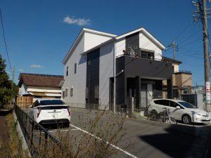 蟹江町 屋根・外壁塗装 K様邸
