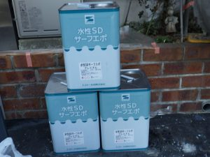 岩倉市 外壁塗装・タイル貼り K様邸