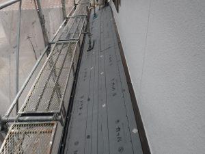 名古屋市 南区 外壁塗装  屋根板金カバー工事Y様邸