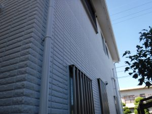 蟹江町 外壁塗装 I様邸