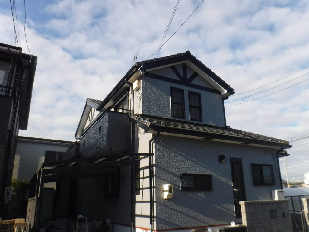 名古屋市中川区  外壁塗装 T様邸施工前