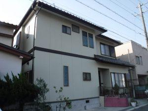 稲沢市 外壁塗装 H様邸