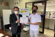 抗菌コーティング ボランティア