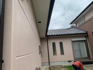 蟹江町 外壁塗装 K様