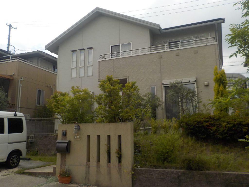 三重県桑名市 屋根・外壁塗装 O様邸施工前