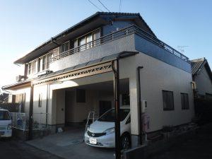 蟹江町 外壁塗装 G様邸