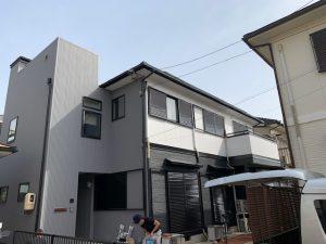 愛知県津島市 屋根・外壁塗装・増築工事 K様